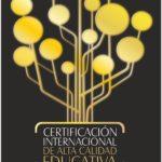 2selloCERTIFICACION INTERNACIONAL DE ALTA CALIDAD EDUCATIVA